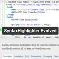 syntaxhighlighterのコピーボタンが表示されない問題